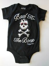 Cartel Ink Tattoo One Piece Romper Bad to the Bone NWT