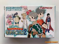 GBA TALES OF THE WORLD NARIKIRI DUNGEON 2 Nintendo Game Boy Advance GBA JAPAN