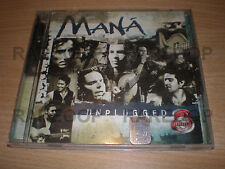 MTV Unplugged by Mana (CD, 1999, Warner) MADE IN ARGENTINA