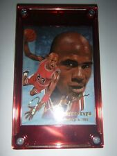 "MICHAEL JORDAN 1993 SPORTS STARS ""GREATEST EVER"" CARD - with Special MJ Casing"