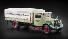 CMC Mercedes-Benz LO 2750 LKW mit Plane 1933 1:18 CMC M-170 UVP 660 € Frei Haus