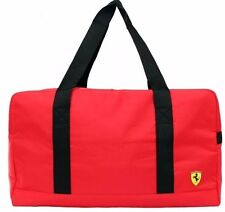 3232db4427c0 FERRARI SCUDETTO PARFUMS RED UNISEX SPORT BAG WITH TAG. BRAND NEW