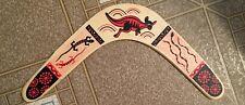 14.5 Wooden Boomerang ( New )