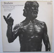 Johannes Brahms (1833-1897) • Konzert für Klavier und Orchester Nr. 2 B-Dur op.