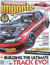Performance Imports Magazine No 117 - 20% Bulk Magazine Discount