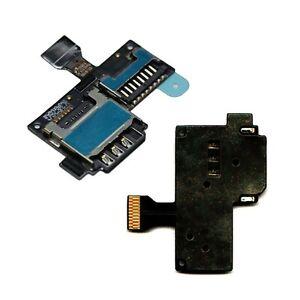 Modulo Repuesto Flex Lector Tarjeta Sim y Micro SD para Samsung Galaxy S4 Mini