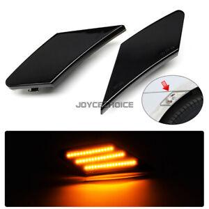LED Dynamic Marker Light For Toyota 86 GT86 For Scion FR-S For Subaru BRZ 12-19