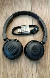 JBL T450BT On-Ear Lightweight Foldable Bluetooth Headphones - Black