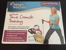 Weight Watchers: Time Crunch Training Kit (DVD, 2013)