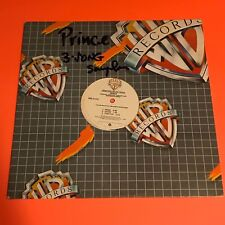 PRINCE HEAD SISTER PARTYUP PROMO ONLY SAMPLER ONE SIDED PRO-A-915 1980 RARE
