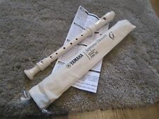 Yamaha Soprano / Descant Recorder, YRS-23 , German Fingering, New with case