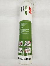3M 740 UV White Silane Modified Polymer Adhesive Sealant Cartridge 290mL 9.8 oz