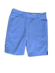 CALLAWAY Women's Golf Shorts Size 10 Gray