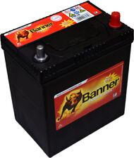 Banner POWER BULL 12V 40 Ah 330A/EN  P4026 Batterie Autobatterie