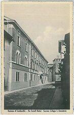 CARTOLINA d'Epoca  BERGAMO  - Romano di Lombardia : COLLEGIO S. DEFENDENTE