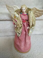 Christmas Tree Angel 10 Inches Tall