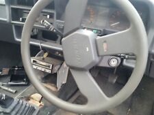 mitsubishi cordia 82-86 steering wheel