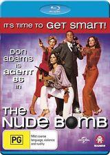 The Nude Bomb - Aka the Return of Maxwell Smart NEW B Region Blu Ray