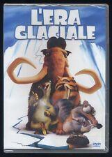 L'ERA GLACIALE nuovo sigillato - slim case DVD 241
