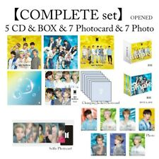BTS – 【COMPLETE Set】 - Lights - 5 CD+DVD+BOOK+BOX+7 photocard+7 photo