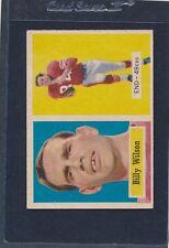 1957 Topps #042 Billy Wilson 49ers EX 57T42-120615-1