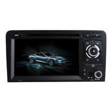 Fit for AUDI A3 2003-2013 S3 Rs3 Car Radio Stereo DVD GPS SAT NAV Bluetooth Map