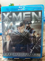 X2: X-Men United (Blu-ray Disc, 2009) Read Description