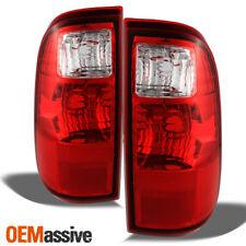 Fit 08-16 Ford F250/F350/F450 Superduty Red Tail Lights Lamps Aftermarket L+R