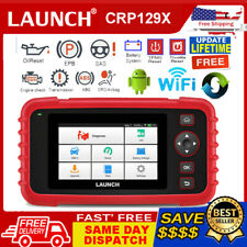 LAUNCH Scan Tool CRP129X OBD2 Scanner Automotive Code Reader Android WiFi Touch