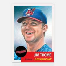 2018 Topps Living Set #124 Jim Thome
