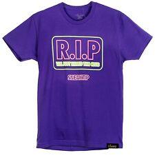 RIP We Just Killed The Club Tee  Hip hop Urban Street wear  Purple  3X