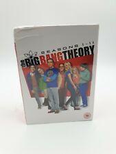 The Big Bang Theory Seasons 1-11  Dvd