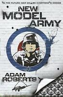 New Model Army by Adam Roberts (Paperback) New Book