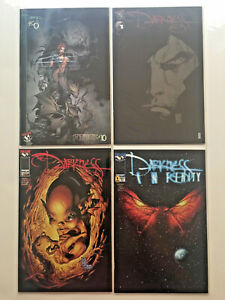 DARKNESS #0/WITCHBLADE #10 DARKNESS #1 #12 INFINITY #1 TOP COW IMAGE COMICS LOT