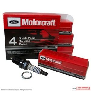Suppressor Spark Plug  Motorcraft  SP485