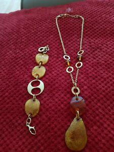 Antica Murrina Venezia Necklace And Bracelet