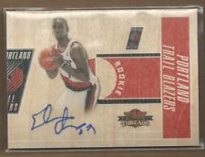 2010-11 Panini Threads Basketball Card Pick