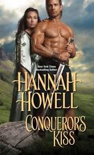 Conqueror's Kiss by Hannah Howell (2015, Paperback)