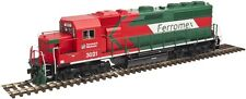 Pista h0-atlas diesellok ferromex gp40-2 con sonido -- 10001872 nuevo
