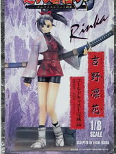 Rinka Yoshino 1/8 Statue Samurai Shodown Warriors Rage EPOCH Spirits Figure