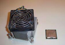 IBM Lenovo ThinkCentre Fan & Aluminum Heatsink + Intel Core 2 Duo 1.80Ghz CPU