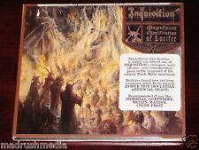 Inquisition: Magnificent Glorification Of Lucifer CD 2015 Bonus Tks Digipak NEW