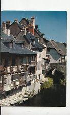 BF21898 espalion aveyron maisons anciennes au bordde l  france  front/back image