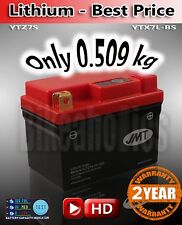 Yamaha WR 450 F 2003-2013 Superlight LITHIUM Li-Ion Battery save 2kg