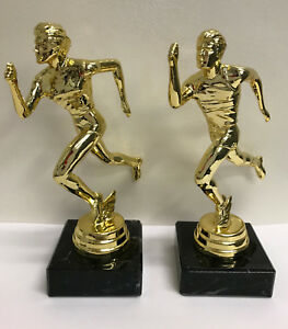 Male Female  Running Athletics Trophy FREE ENGRAVING