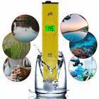 Waterproof Analyzer Portable Lcd Tester Backlight Ph Meter Digital 0.01 Accuracy