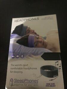 Sleepphones Unisex Headband Headphones