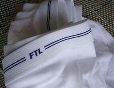 Nos Vtg Ftl Fruit of the Loom 100% Cotton Tighty White Briefs Underwear M 34-36