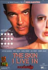 The Skin I Live In / Antonio Banderas, Elena Anaya <Brand New DVD> Region 3 ***