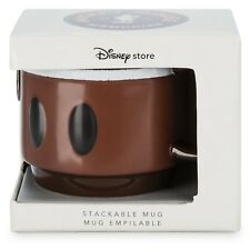 Disney Store Mickey Mouse Memories 2018 April 40s aviator stack-able mug IN HAND